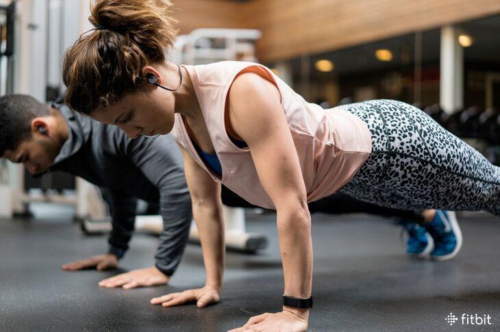 Cara Mengecilkan Lengan dengan push up